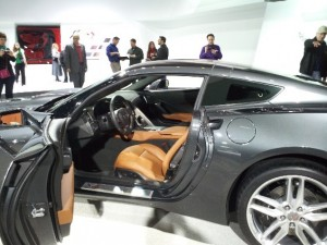 Detroit Auto Show Corvette Kalahari