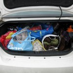 Gas Myth - empty trunk to improve mileage