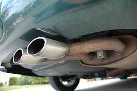The exhaust system in your vehicle is made up of pipes, catalytic converter, mufflers, and more... visit our auto shop in Oxnard for exhaust system repair and maintenance.
